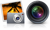 Apple iPhoto a Aperture