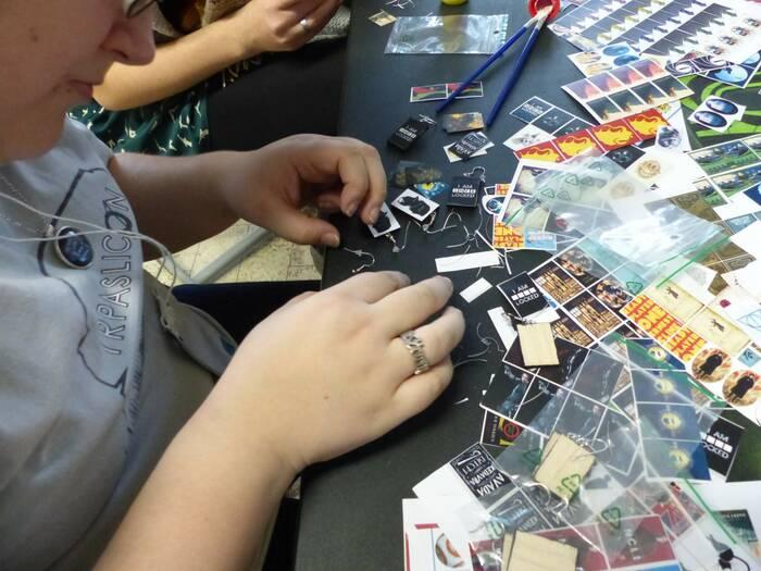 Součástí programu bylo i několik workshopů. Foto: Kristýna Klazarová