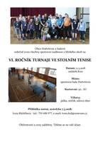 2018-03-11 Turnaj ve stolním tenise