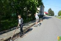 Brigáda - úklid obce