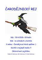 2018-04-30 Čarodějnický rej