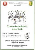 2018-07-28 6. ročník nohejbalového turnaje