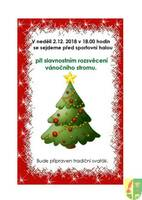 2018-12-02 Vánoční strom