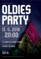 2019-04-13 Oldies party