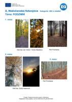 2. HNĚVČEVSKÁ FOTOVÝZVA - kategorie DĚTI a MLÁDEŽ