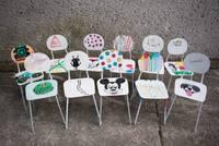 RECYKLOHRANÍ: židličky