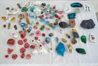 Malované kamínky pomáhají