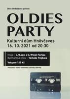 OLDIES PARTY - 16.10.2021
