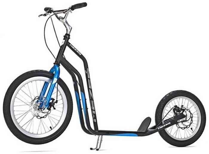 trottinette Yedoo Mezeq, freins a disques