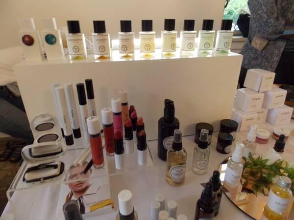 Niche parfémy a kozmetika, ktorá sa predáva v Object concept store / Autor: Máša Kalčoková