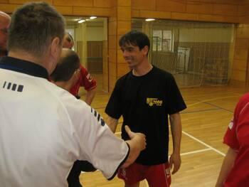 Milan Pelda oslavil 2000 zápasů za VK Hronov