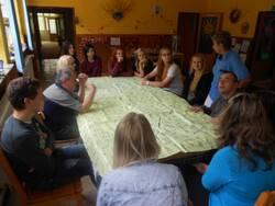 Českotřebovský stacionář - Keramický workshop 2014
