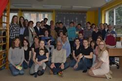 Českotřebovský stacionář - Návštěva z Agrate Brianza