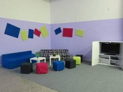 Nízkoprahovém centrum v Borku - Chystáme Naději 2012
