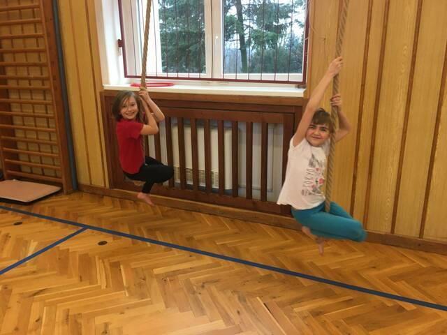 Kroužek gymnastiky